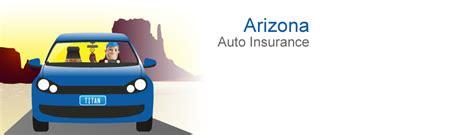 Arizona Car Insurance Laws   AZ Auto Insurance Requirements
