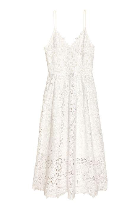 Dress H Lace White lace dress white sale h m us