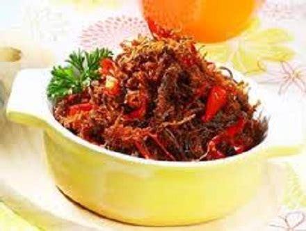 resep daging suwir resep masakan info kuliner tips