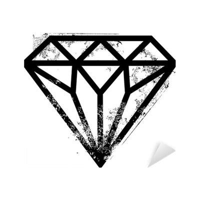 diamond tattoo png diamond tattoo sticker pixers 174 we live to change