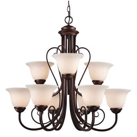 Spanish Style Chandelier Bel Air Lighting Laredo Ii 9 Light Antique Bronze