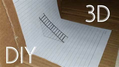 3d Step By Step how to draw a step by step 3d pencil drawing