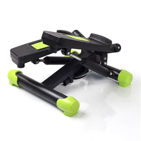 swing stepper swing stepper fitness twister home trainer side computer