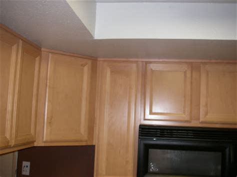 What Is Scribe Molding For Kitchen Cabinets by David Sellers Scribe Molding Installed