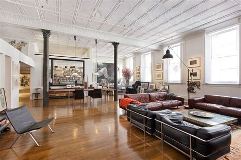 kelly ripa manhattan soho loft apartment classic loft in soho s cast iron historic district wants