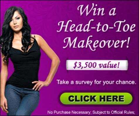 Win Your Mate A To Toe Makeover With Cq And Guess enter to win a 3 500 makeover