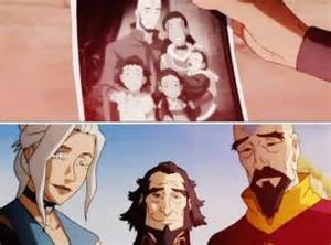 Vanity Fair Legend Of Korra Kya Bumi And Tenzin Legend Of Korra My Nerdy