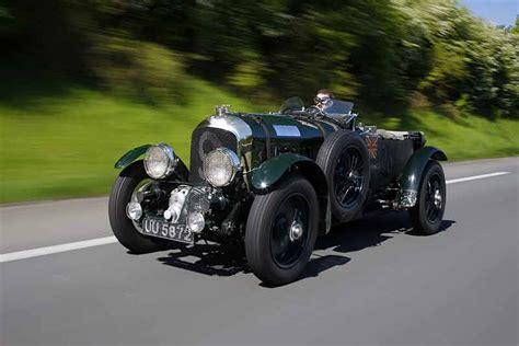 bentley moters bentley motors return to mille miglia events carphile