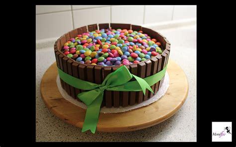 smarties kitkat kuchen cake smarties kitkat torte l moniifee