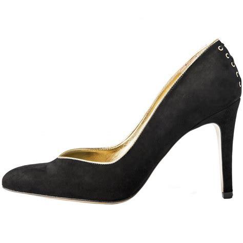 designer black high heels kaiser c est tout high heel shoes in black