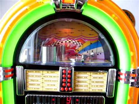 Crosleys Digital Jukebox With Itunes Interface And Server by Classic Color Changing Jukebox Demo Doovi
