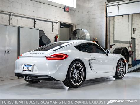Porsche Cayman Tuning by Porsche 981 Cayman S Rear34 1280 1 1 Jpg