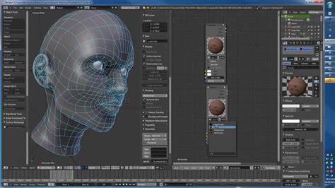 tutorial blender 3d uv unwrapping and texture painting in blender tutorial
