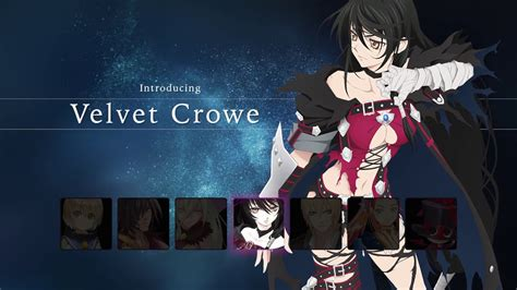 Sony Ps4 Tales Of Berseria tales of berseria character trailer velvet ps4 pc