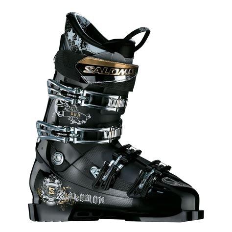 salomon ski boots salomon gun ski boots 2009 evo outlet