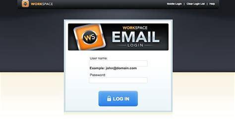 godaddy com login 1000 ideas about workspace email login on pinterest