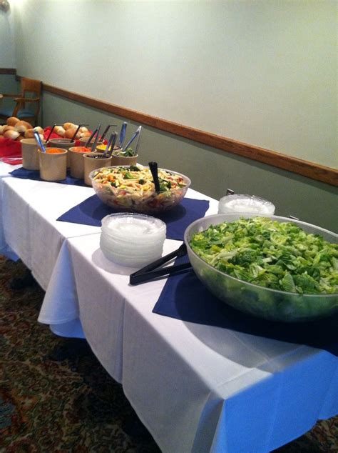 wedding buffet table setting 53 best images about catering buffet ideas on pinterest