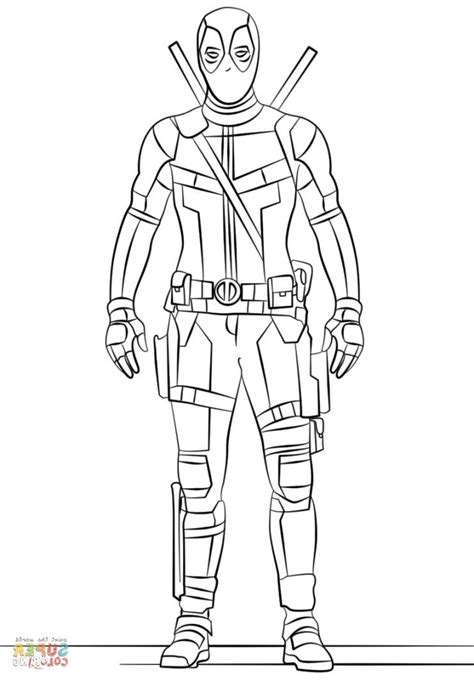 cool deadpool coloring pages cool deadpool coloring pages fresh coloring pages gorgeous