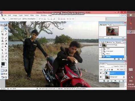 cara edit foto orang cara mengedit foto 1 orang menjadi beberapa orang youtube