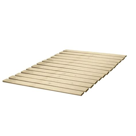 classic brands wooden bed slats bunkie board solid wood