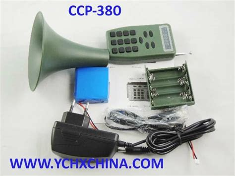 bird caller bird song player cp380 hunting equipment oem