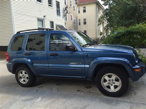 2003 jeep liberty limited letgo 2003 jeep liberty limited edition in providence ri