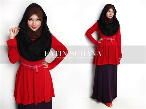 Baju Nikah Yuyu Zulaikha peplum dress paling murah newhairstylesformen2014