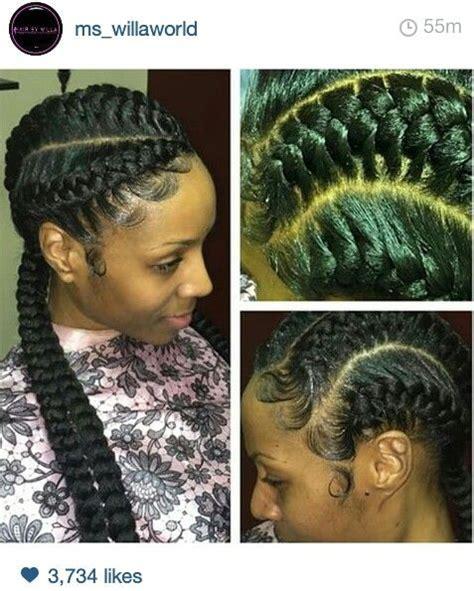 braiding edges 20 best edges fleekage images on pinterest hair dos