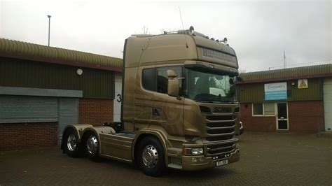 golden trucks keltruck supplies scania s 7th golden griffin to ball
