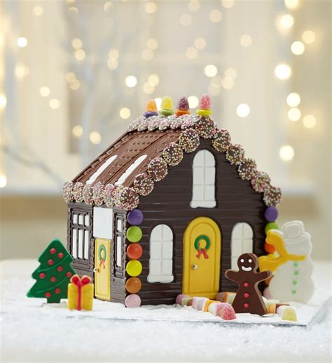 how to house an how to make a chocolate house hobbycraft