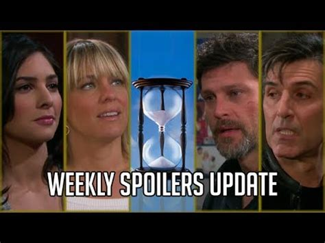 days of our lives cast updates and spoilers why true o days of our lives dool weekly spoilers update for june