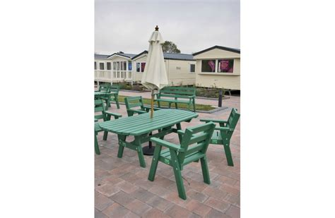 Extended Table And Chairs by Extended Top A Table 4 Sloper Chairs