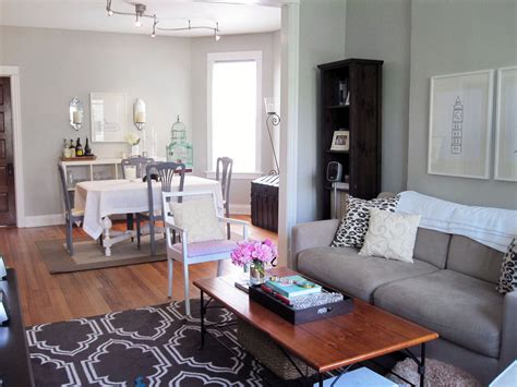 living room and dining room 1 room 2 spaces how to separate your open plan living