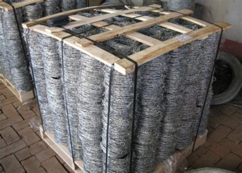 Kawat Duri Pvc barbed wire supplier wire mesh razor wire from anping xufeng hardware wire mesh co ltd b2b