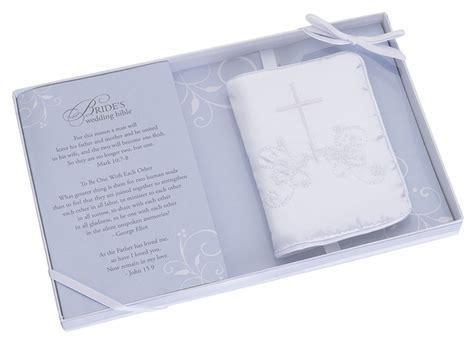 Bible Wedding Favours by Wedding Bible With Cover 32 36 Weddingfavours Ca