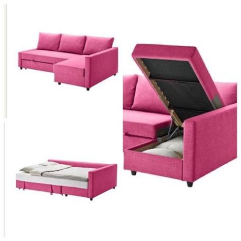 the pink sofa mobile ikea friheten cerise corner sofa bed for sale in