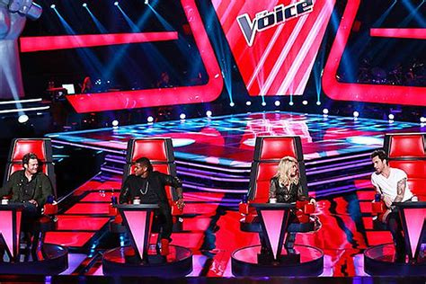 the voice recap usher goes country on blind auditions the voice blind auditions season premiere recap twins