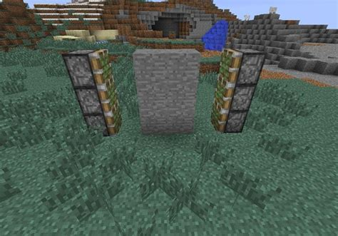 Minecraft Sticky Piston Door by How To Create A Piston Door In Minecraft 171 Minecraft
