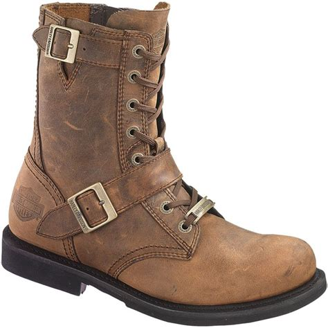 mens motorcycle boots brown 95265 harley davidson s ranger motorcycle boots