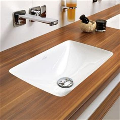 villeroy and boch sinks bathroom built in bathroom sink from loop friends collection