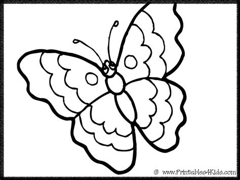 coloring book butterfly printouts butterfly printables az coloring pages