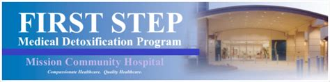 Mission Hospital Detox by Insurance Mission Community Hospital