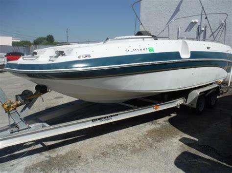 deck boat under 30k crownline 238 boats for sale