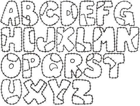moldes de letras del abecedario para carteleras molde letra on pinterest google real madrid and dibujo