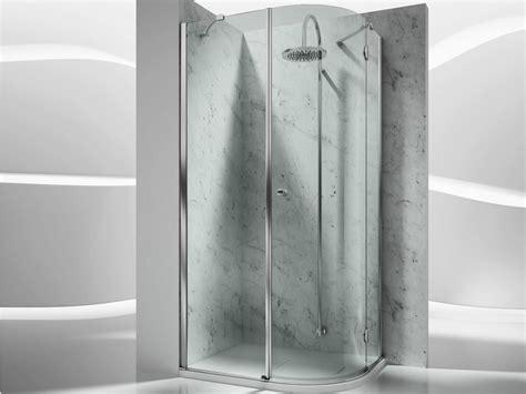 box doccia vismara prezzi box doccia angolare semicircolare su misura in vetro