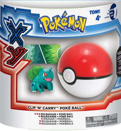 clip and carry pokebola xy clip and carry microplay