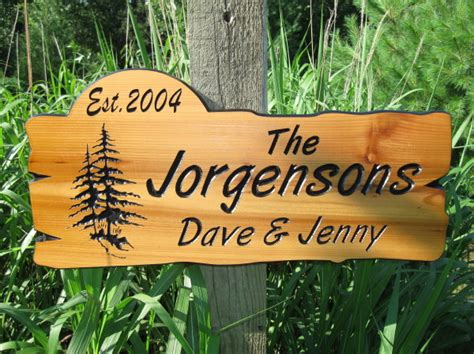 Handmade Wooden Signs Personalized - custom wooden signs custom csite signs personalized