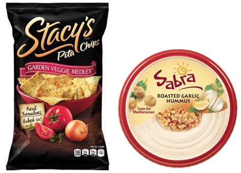 target s pita chips and sabra hummus 1 25 each