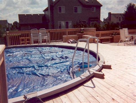 Landscape Timbers Around Above Ground Pool Free Quote Build Around Above Ground Pool Deck Builder