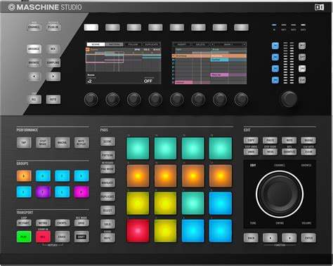 Native Instruments Giveaway - kvr native instruments releases maschine studio and maschine 2 0 software